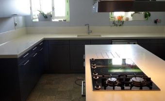 Επισκευή Πάγκος Κουζίνας Corian από Alfacor